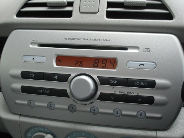 マツダ キャロルエコ ECO-L スマートキー CDステレオ