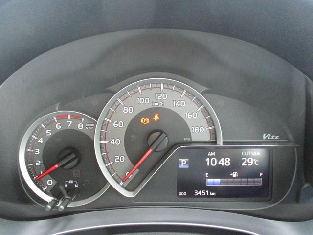 トヨタ ヴィッツ 1.3F スマートスタイル スマートキー