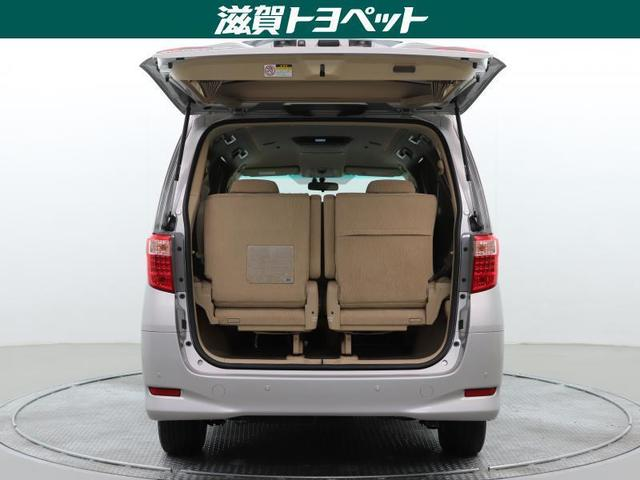 240G 4WD フルセグ HDDナビ DVD再生 ミュージックプレイヤー接続可 バックカメラ ETC 両側電動スライド HIDヘッドライト 乗車定員8人 3列シート(7枚目)