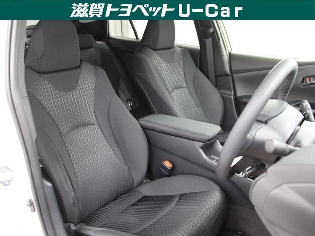 清潔で広々としたシートです!どうぞ、現車を体感してお確かめください。