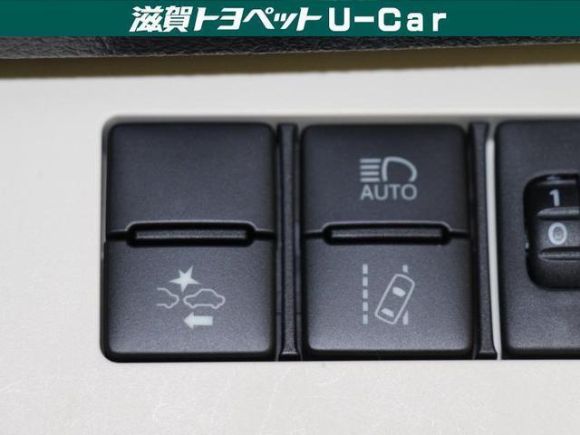 トヨタの先進安全機能セーフティセンスが装備されています。