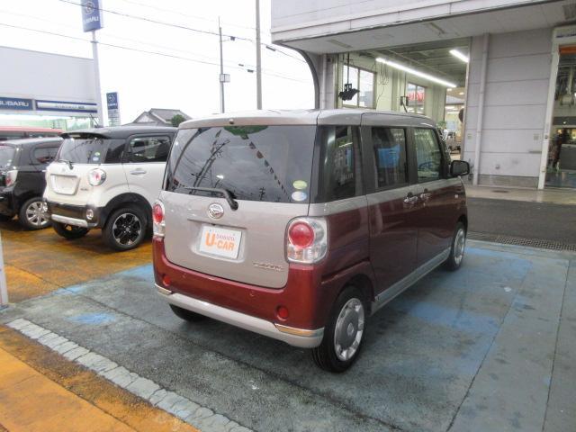 「ダイハツ」「ムーヴキャンバス」「コンパクトカー」「滋賀県」の中古車3