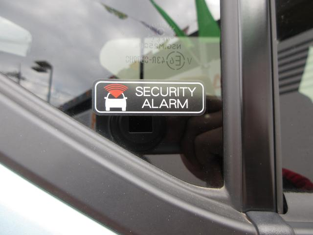 正しい操作以外でドアを開けると、ブザー音が鳴るなどして外部に異常を知らせてくれる盗難防止セキュリティアラームが搭載されています☆