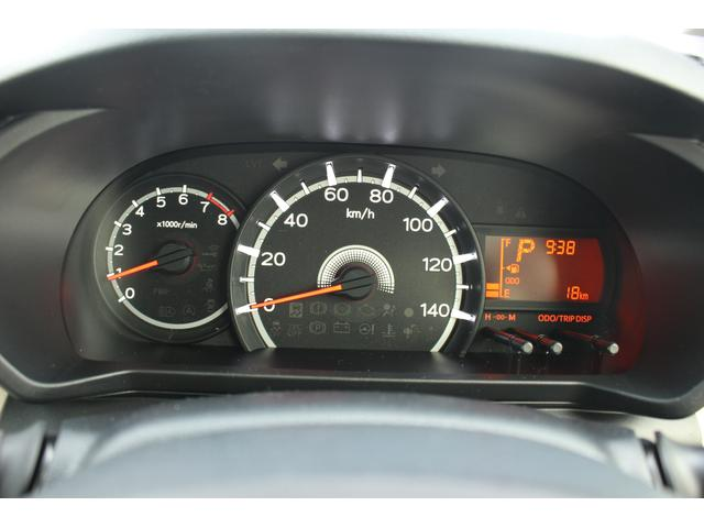 XリミテッドII SAIII 届出済未使用車 走行18Km(11枚目)