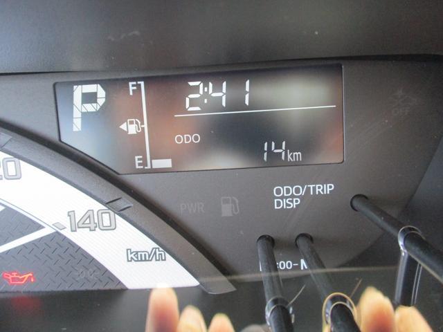 LリミテッドSA3 届出済未使用車 走行14Km キーフリー(43枚目)