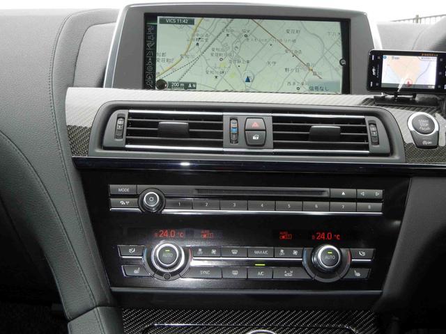 BMW BMW M6 M6グランクーペ NBTナビ カーボンルーフ 20AW