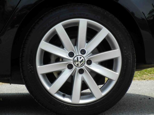 フォルクスワーゲン VW ゴルフ TSIハイライン HDDナビ 17AW
