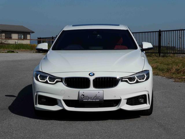 「BMW」「4シリーズ」「クーペ」「滋賀県」の中古車2