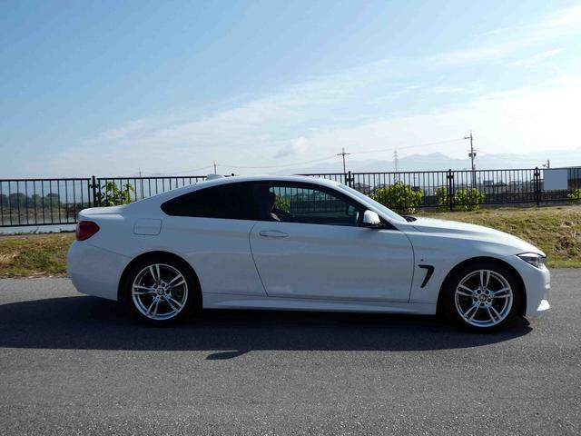「BMW」「4シリーズ」「クーペ」「滋賀県」の中古車7