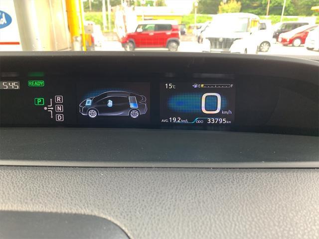 S トヨタセーフティーセンス/純正SDナビ/ビルトインETC/バックカメラ/LEDヘッドライト/フォグ/レーダークルーズ/スマートキー/モデリスタエアロセット/フルセグTV/Bluetooth接続(26枚目)