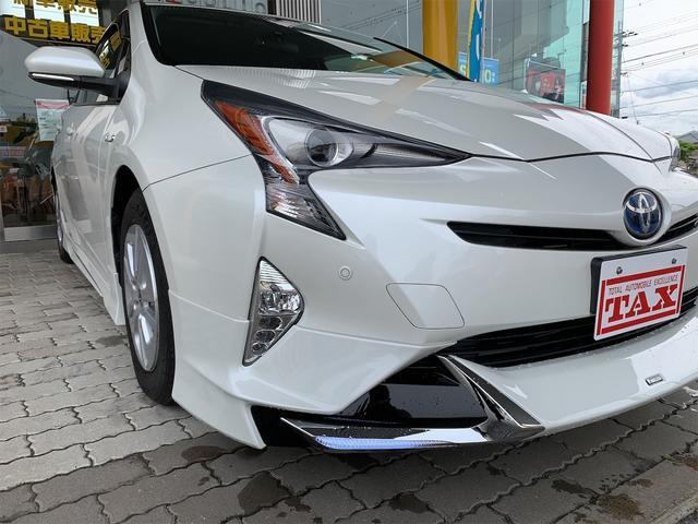 S トヨタセーフティーセンス/純正SDナビ/ビルトインETC/バックカメラ/LEDヘッドライト/フォグ/レーダークルーズ/スマートキー/モデリスタエアロセット/フルセグTV/Bluetooth接続(31枚目)