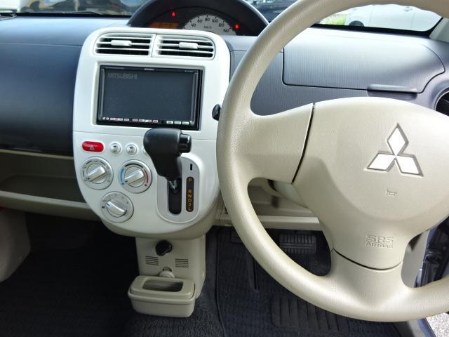 三菱 eKワゴン M HDDナビ フルセグTV キーレス