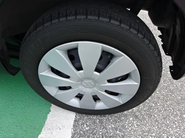 FX レーダーブレーキサポート タイヤ新品装着(14枚目)