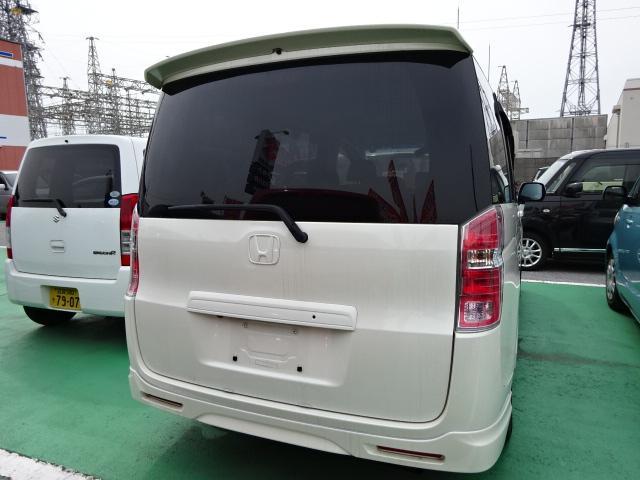 「ホンダ」「ステップワゴン」「ミニバン・ワンボックス」「滋賀県」の中古車10