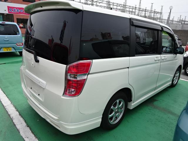 「ホンダ」「ステップワゴン」「ミニバン・ワンボックス」「滋賀県」の中古車12