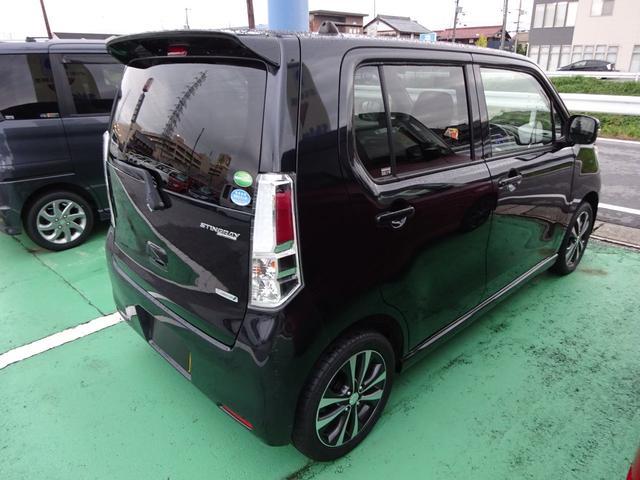 「スズキ」「ワゴンRスティングレー」「コンパクトカー」「滋賀県」の中古車8