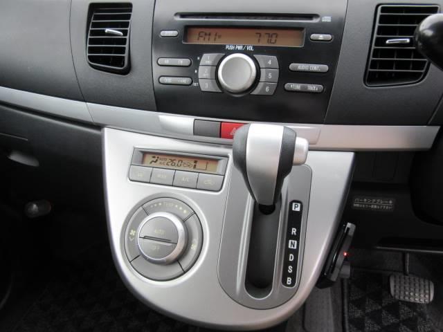 純正CDデッキ、インパネAT、オートエアコン