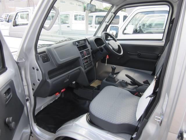 スズキ キャリイトラック KC エアコン パワス  農繁仕様 4WD ABS 5MT
