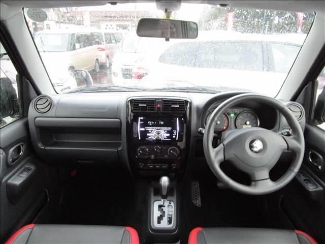 X-アドベンチャー パートタイム4WD CDデッキ キーレス(5枚目)