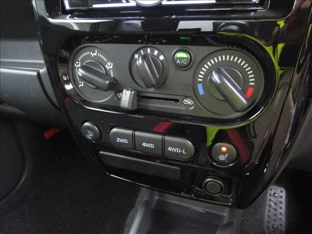 X-アドベンチャー パートタイム4WD CDデッキ キーレス(7枚目)