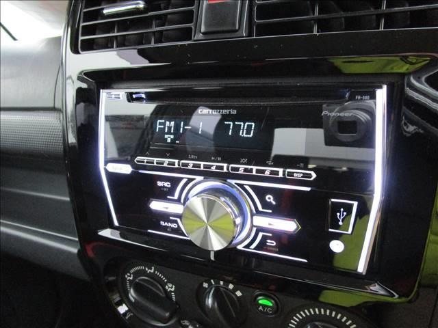 X-アドベンチャー パートタイム4WD CDデッキ キーレス(8枚目)
