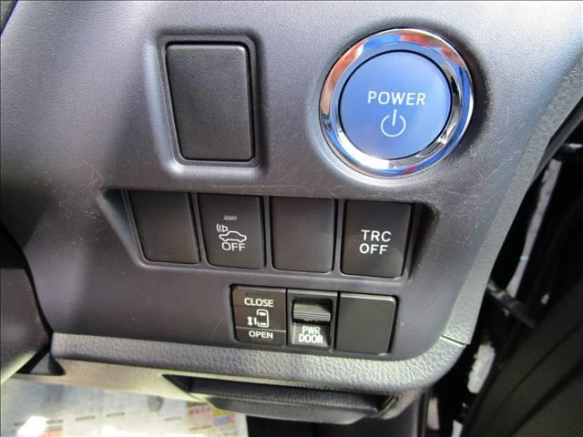ハイブリッドX スマートキー LEDライト 片側電動ドア(16枚目)