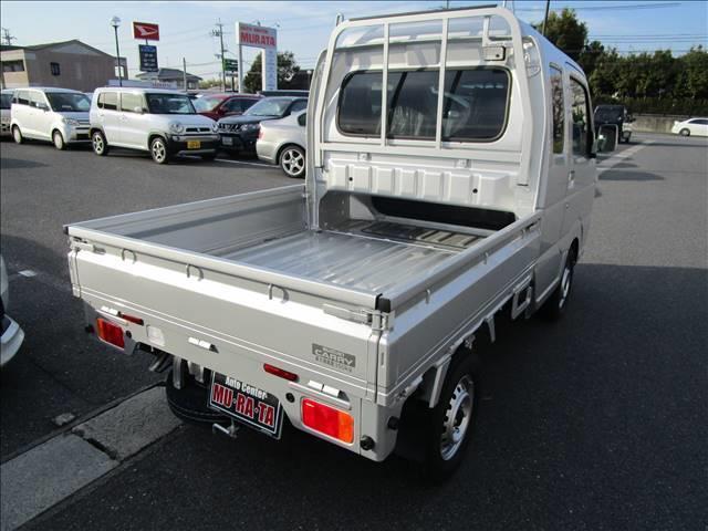 X 4WD AT キーレス パワーウインド フォグランプ(3枚目)