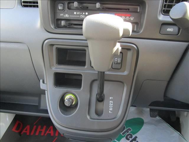 デラックス 4WD 4AT ハイルーフ(7枚目)