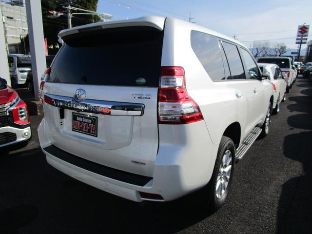 「トヨタ」「ランドクルーザープラド」「SUV・クロカン」「滋賀県」の中古車11