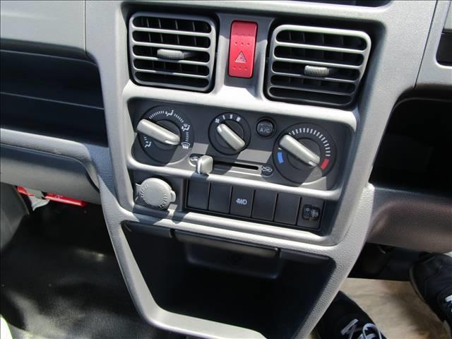 KC エアコン パワステ 4WD FAT ABS(6枚目)