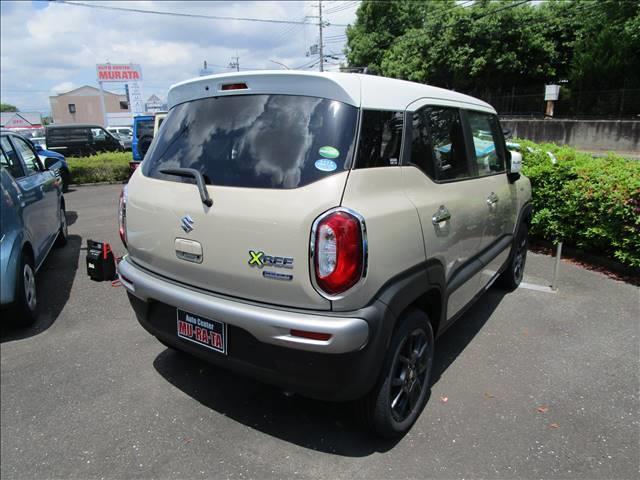 「スズキ」「クロスビー」「SUV・クロカン」「滋賀県」の中古車3