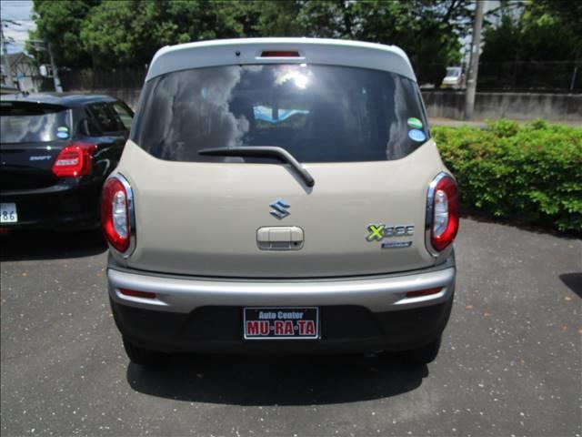「スズキ」「クロスビー」「SUV・クロカン」「滋賀県」の中古車4