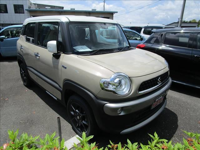「スズキ」「クロスビー」「SUV・クロカン」「滋賀県」の中古車11