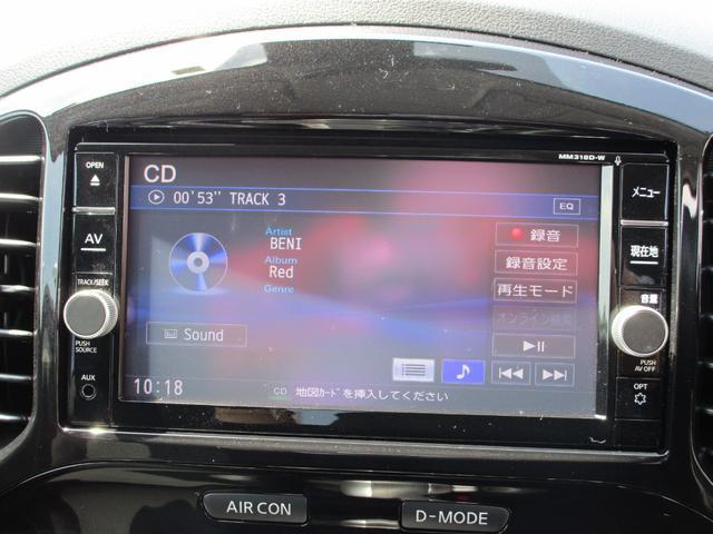 「日産」「ジューク」「SUV・クロカン」「滋賀県」の中古車9