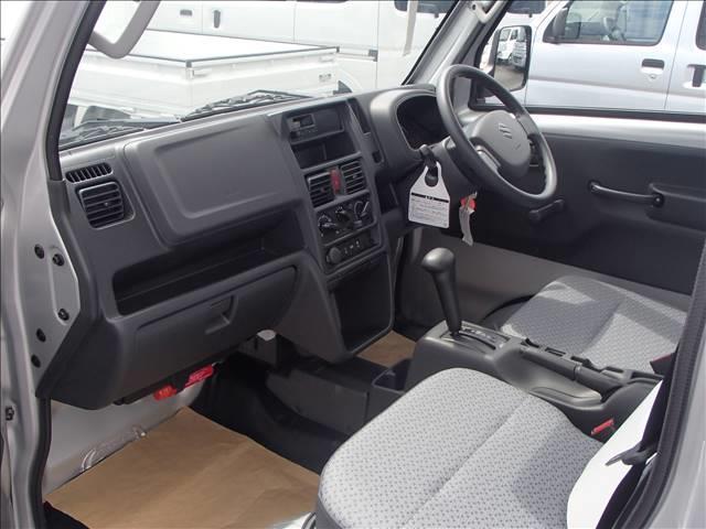 KC 4WD AT DCBS エアコン パワステ AM FMラジオ 両席エアバッ ABS 三方開 アングル 間欠ワイパー(5枚目)