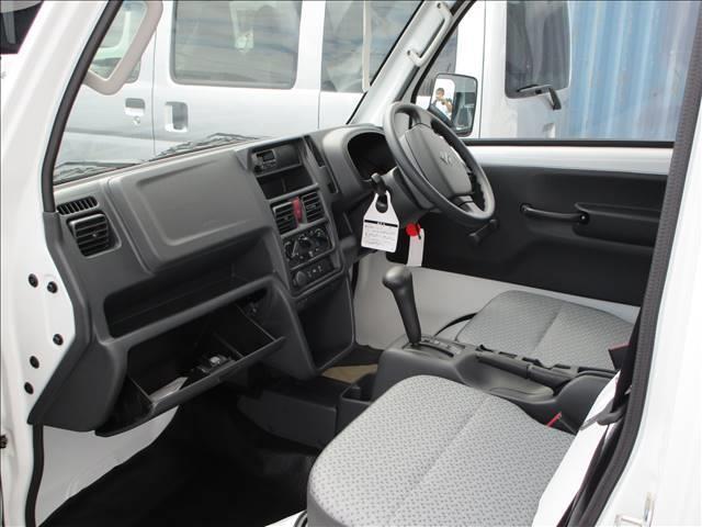 KC 4WD AT DCBS エアコン パワステ AM FMラジオ 両席エアバッ ABS 三方開 アングル 間欠ワイパー(9枚目)