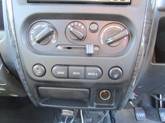 ワイルドウインド PanasonicHDDナビゲーション フルセグTV ETC ボディリフト リフトアップ ターボ キーレスエントリー 4WD 付属品有(10枚目)