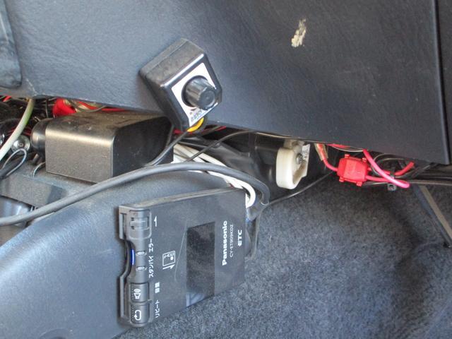 ワイルドウインド PanasonicHDDナビゲーション フルセグTV ETC ボディリフト リフトアップ ターボ キーレスエントリー 4WD 付属品有(11枚目)