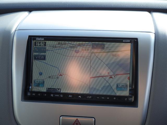 FX Clarionナビ ワンセグTV 5MT CDデッキ Wエアバッグ ABS 電格ミラー フル装備(8枚目)