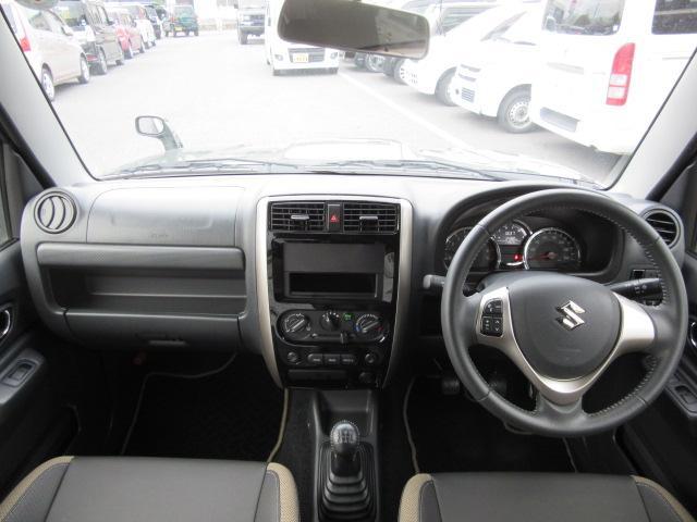 スズキ ジムニー ランドベンチャー 4WD キーレス オーディオレス 5MT