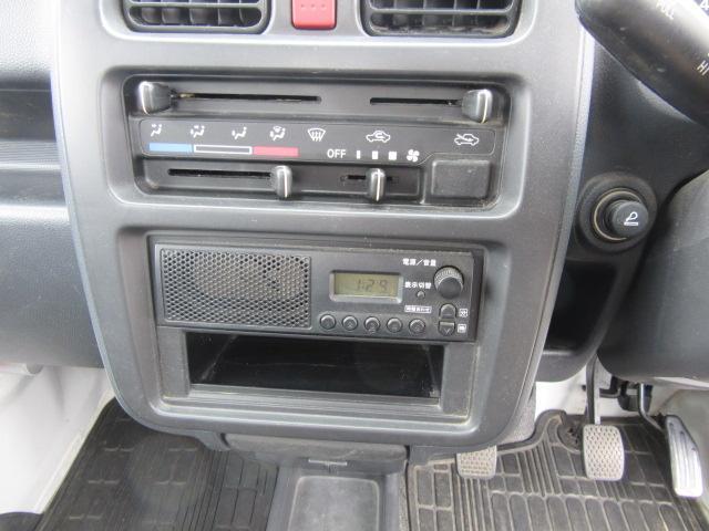 スズキ キャリイトラック KC 4WD 5MT AMラジオ