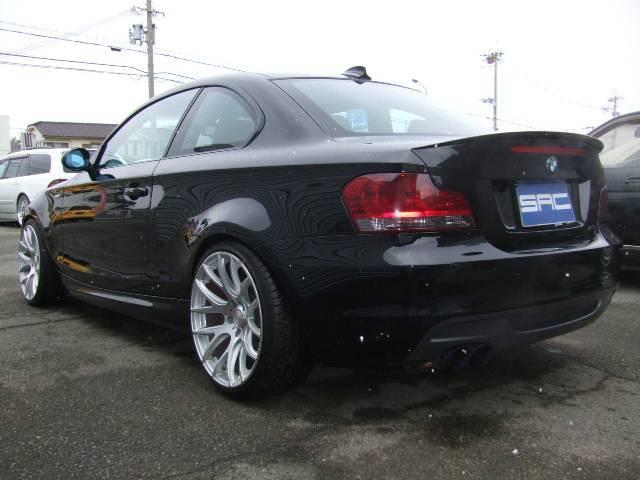 BMW BMW 135iMスポーツ 黒革 NKB19AW ブレンボ