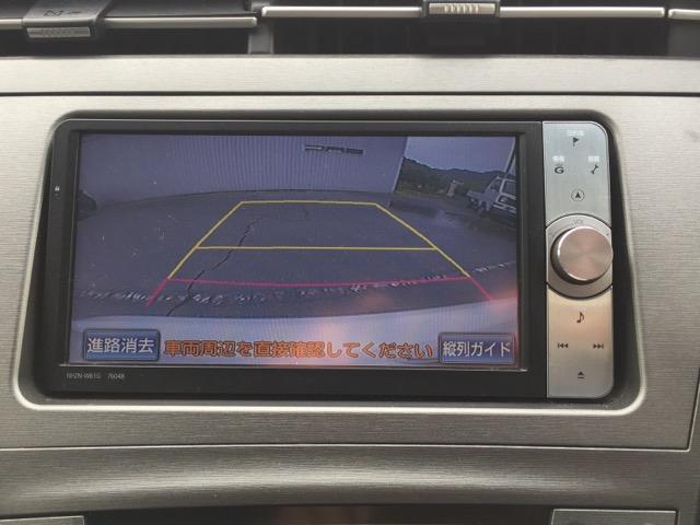トヨタ プリウス S ナビ 地デジ バックカメラ