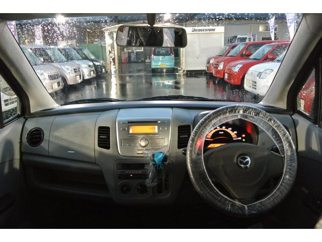 マツダ AZワゴン XG保証付き 純正CD キーレス 電動格納ミラー ABS付き