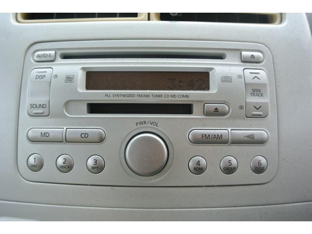 M 保証付 キーレス CD・MDデッキ 電格ミラー(10枚目)