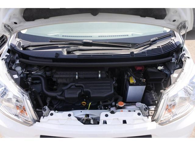 L アイドリングストップ ナビ キーレス ETC 電格ミラー マニュアルAC ベンチシート フルフラットシート 禁煙車(21枚目)