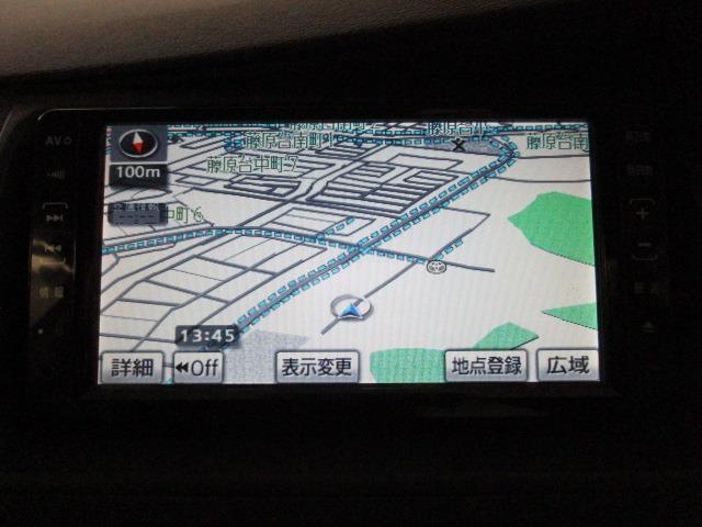 プラタナ Vセレクション・ブラン ワンセグ HDDナビ DVD再生 バックカメラ ETC 両側電動スライド HIDヘッドライト ウオークスルー 乗車定員7人 3列シート ワンオーナー(13枚目)