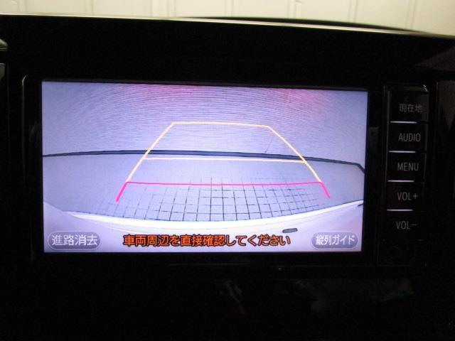 アエラス ワンセグ メモリーナビ バックカメラ 衝突被害軽減システム ETC 両側電動スライド LEDヘッドランプ ウオークスルー 乗車定員8人 3列シート(19枚目)