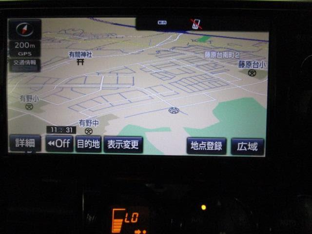 1.5G オン ビーリミテッド バックモニター メモリーナビ(11枚目)