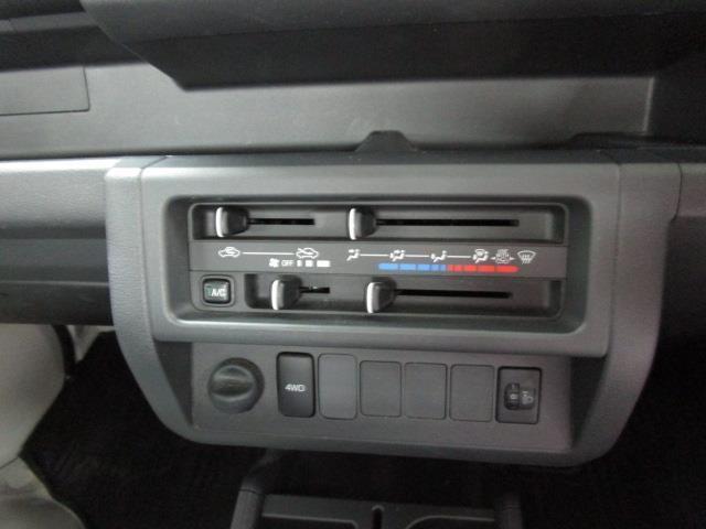スタンダード 4WD マニュアルMT5速 エアコン パワステ(12枚目)
